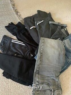 Job lot of womens clothes We Have Small Medium And Large Womens And Mens Uni