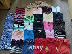 Ladies Designer Clothes Bundle Ralph Lauren, Tommy Hilfiger & Chaps