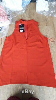 Ladies Missguided Joblot Size 10 New With Tags 40 items