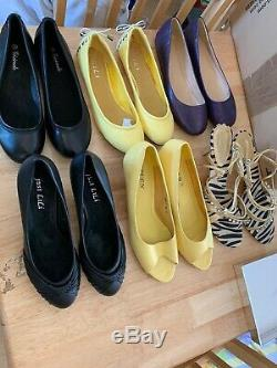 Ladies clothes and footwear