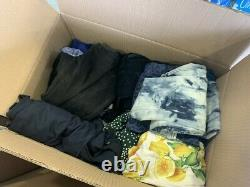 Large Job Lot Bundle Vintage & High Street Denim Trousers Skirts Mixed Clothing