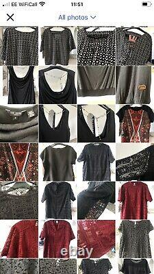 MASSIVE BUNDLEHUGE CLEAR OUT! Ladies DESIGNER clothes. 58 Items! Size 12/14