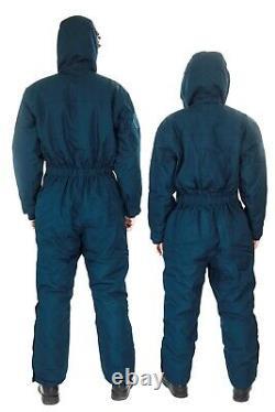 Man, Women NIKO Canvas IDF Snowsuit Winter clothing Ski Snow suit One piece