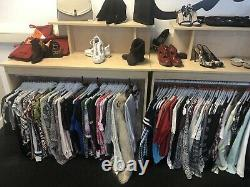 Massive Huge Joblot Bundle Of Womens And Mens Secondhand Clothing