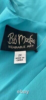 NWT Bob Mackie, Susan Graver, QVC Brand Clothing lot / Bundle 15 SHIRTS 2X