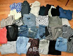 Reseller Box Women's Clothing Lot Bundle 30 Items Bulk Wholesale Manifest