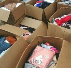 Retail New Liquidation Lot Clothing women reseller bulk bundle wholesale 30 PCS