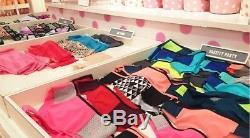Victoria Secret Pantie Lot (50 pairs) bundle