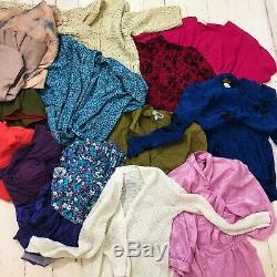 Vintage 80s 90s 00s Y2K Womens Ladies Clothing Job Lot Bundle Wholesale