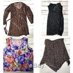 Vintage Wholesale Bundle Job Lot Womens Clothing 90s Y2K 35 Items