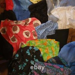 Vintage Womens Clothing 35+ Wholesale Joblot Bundle 50s 60s 70s 80s 90s depop