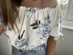 WHOLESALE JOBLOT BUNDLE Womens Clothing New Look Floral Bardot 30pcs