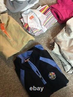 WOMENSGOLF CLOTHES £1.3kBUNDLE/JOB LOTNIKE+CALLAWAY+ADIDAS+BALLY+BURBERRY