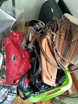 WOMEN Clothes Bundle Size 8 to size 22. Dresses, Tops, Trousers, Hnbags +300 itm