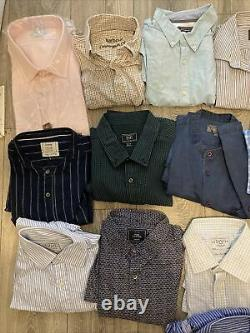 Wholesale Clothing Joblot Bundle Mens And Womens Over 50 Items A And B Grade