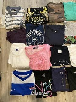 Wholesale Clothing Joblot Bundle Mens And Womens Over 70 Items A And B Grade