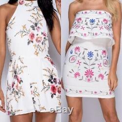 Wholesale Joblot Ladies Clothes Business Shop Dress Kaftan Bikini Playsuit Top