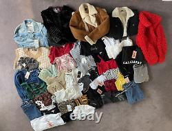 Women's Clothing Bundle (49 Items) Sizes UK 6-8 WORTH OVER £250