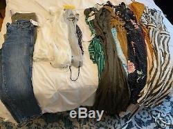 Women's Clothing Bundle/Tags On/XS, S, M, L/MultiBrands/16 Pieces/Summer Dresses