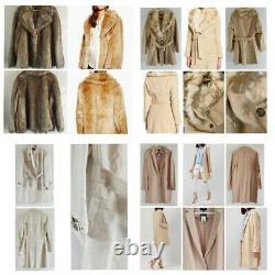 Women's MIX Brands Coats MIX Job Lot / Resell/ Bundle / Description