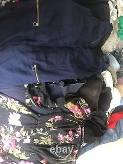 Womens Clothes Bundle Size 8-10 Over 50 Items! £3each