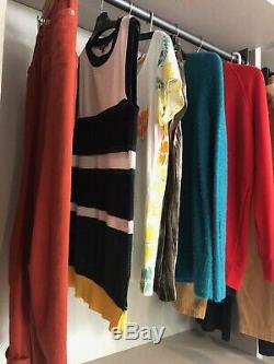 Womens Clothes bundle x 11 Zara M&S Next Boden Trousers Tops Jumpers Jeans 8-10