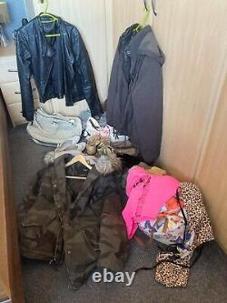 Womens Clothing Bundle JOB LOT Mixed Styles More Then 110 Items- Size 14-16