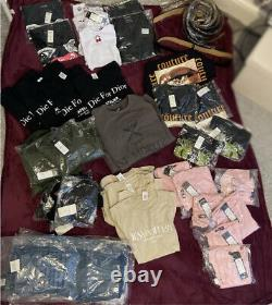 Womens Clothing Bundle Ranging In Size 6 16