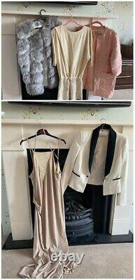 Womens Clothing Bundle Size 12 Predominently Zara / Asos Etc Approx 50+ Items