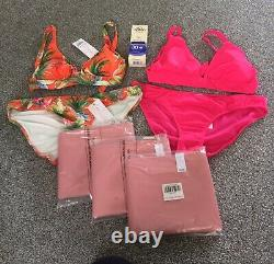 Womens Clothing Jewellery Bnwt Joblot Bundle High Street All Sizes Over 60 Items