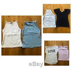Womens/Teenager Bundle Ladies Clothes Size 6/ 8 60+ pcs Jack Wills, Hollister