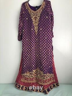 Womens clothes asian pakistani salwar kameez