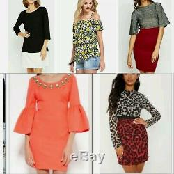 Womens size 8 clothes bundle bnwt over £300 worth of items