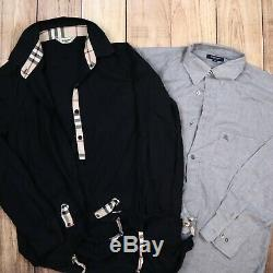 X18 WHOLESALE JOBLOT Burberry Tops Bundle T-Shirts, Shirts and Sweaters