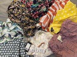 X500 Wholesale Joblot Bundle Women Men Children Clothes Shoes BrandNew Top Brand